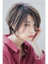 バース ヘアー デザイン(BIRTH hair design)【中野BIRTH】美シルエット・ショートボブ