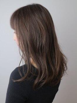 ナチュラルヴィーノ(Natural vino)の写真/ToRiCURE(トリキュア)トリートメントで美髪・髪質改善を☆手触りの良い髪質に満足出来ます!