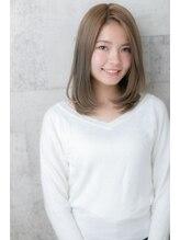 アッシュケイン(ash kein)30代・40代☆艶感◎ナチュラルストレート×簡単スタイリング☆