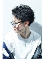 リップスヘアー 梅田アネックス(LIPPS hair)バックパートリバース【ニュアンスパーマ】