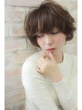 サボン ヘア デザイン カーザ(savon hair design casa+)くるふわ☆BOB