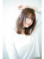 リーフ ヘアアンドリラクーゼーション(Leaf hair&relaxation)ミディアム