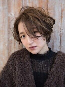 エム 綾瀬店(hair make e6+)の写真/変身したい女性必見☆気づいてもらえる、褒められたい!をe6+綾瀬のスタイリストが叶えます!