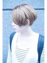 モノ ヘアー(mono.hair)<mono.snap>ダブルカラー