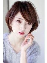 イロドリ ヘアーデザイン(IRODORI hair design)IRODORI 上品なフォルムの大人ボブ [西尾一寛]