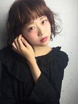 クリアーオブヘアー 栄南店(CLEAR of hair)【CLEAR】モテ髪パーマが可愛いスウィングショートボブ