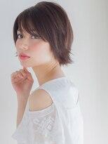 オジコ(ojiko)☆月曜営業☆【ojiko.】大人可愛い外はねのショート