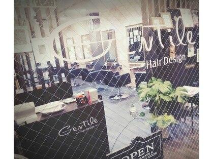 ジェンティーレ ヘアデザイン みつわ台店(Gentile Hair Design)の写真
