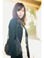 オゥルージュミュゼ(Aurouge)【aurouge musee 加藤隼】セミロング 30代 髪型 オフィスモテ髪