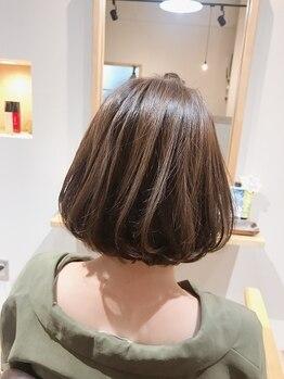 ラ ファン(La Fan)の写真/エコサート認証オーガニック成分86%を使用したカラーでダメージレスな髪を☆