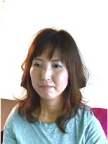 ヘアーカーブ(haircarve)haircarve新色☆ヘーゼル・ベージュカラー