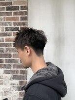 ヘアー アイス カンナ(HAIR ICI Canna)メンズ×刈り上げ