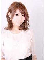 スウェイカールミディ【Lucia hair stella京都店】