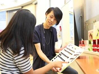 デジャブ(Dejavu)の写真/《東小金井駅南口徒歩1分》アットホームな雰囲気が人気♪技術力と丁寧なカウンセリングで理想を叶えます!
