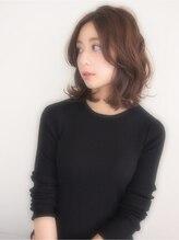 ヘアーサロン ノーヴェトウキョウ(Hair Salon Nove Tokyo)<Nove>3Dカラー×ミディアムボブ