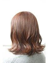 マルカ(marca)【Color Style】 オレンジベージュ略してオレージュ♪