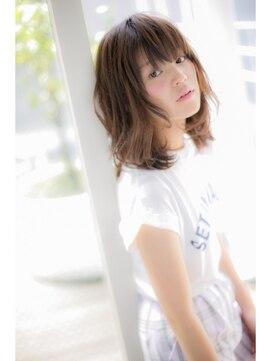ユーフォリア ハラジュク(Euphoria HARAJUKU)【Euphoria】メリハリ感が可愛い☆丸み×くびれマッシュウルフ