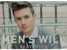 メンズ ウィル バイ スヴェンソン 渋谷スタジオ(MEN'S WILL by SVENSON)