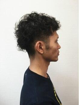 ミロクヘアー (Miroku hair)の写真/プロ集団の【Miroku hair】どのStylistを指名してもキマる☆男性も入りやすい雰囲気、居心地の良さも◎