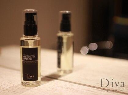 ディーバ(Diva design your hair)の写真