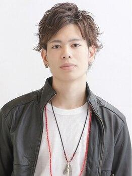 シャルムジャパン(shallm JAPAN)の写真/来たときよりもオシャレになれる!イイ男への近道、カット+ヘッドスパ+パーマ+眉カットのセットが1番人気♪