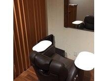 プライベートサロンルシア(Private Salon Lucia)の雰囲気(カット、パーマ、カラーなどの施術を受ける際のポジションです。)