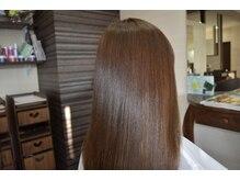ヘアーデザイン アモール(Hair Design Amor)の雰囲気(シャインカラ-☆透き通った柔らかな髪色に♪)