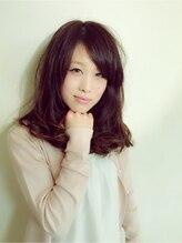 ヘアー バイ パッション コクラ(Hair by Passion KOKURA)ゆるふわ甘カール