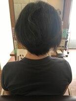 ウイッシュ 高松店(wish)ナチュラルストレートヘア