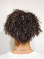 ラボゼロワンヘアデザインズ(LABO-01 hair designs)ダブルツイストパーマ
