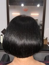 スキーム(HAIR TREATMENT&COLOR Scheme)ナチュラルボブ