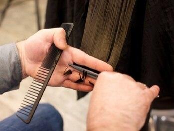 ヘアーハウススペア(HAIR HOUSE SPARE)の写真/【北小金駅徒歩3分】30代からの大人女性の為に!ヘアケア施術にこだわるサロン☆お悩み解決で理想の美髪へ♪