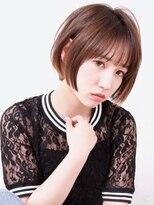 クオーレ(cuore)【cuore】大人かわいい小顔ショートスタイル