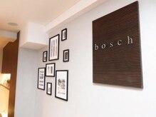 ボッシュヘアー(bosch HAIR)の雰囲気(白を基調とした清潔感溢れる店内。リラックスタイムが流れます♪)