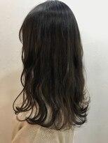 ヘアーアンドメイク ルシア 梅田茶屋町店(hair and make lucia)シアーベージュ