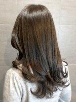 ナナナパレナ 梅田店(nanana parena)【髪質改善サロンクオリティー】洗練された大人上品艶髪カラー
