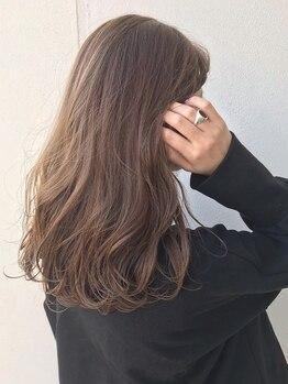 トリート 南行徳店(TREAT HAIR DESIGN)の写真/アイロン巻きの様なカールでセットも楽に!かかりにくい方にもオススメ『形状記憶デジタルパーマ』_南行徳