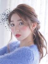 オジコ(ojiko)☆月曜日営業☆ojiko.大人可愛い波ウエーブアレンジ