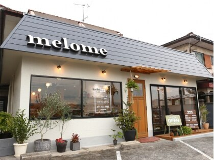 メロメ(melome)の写真