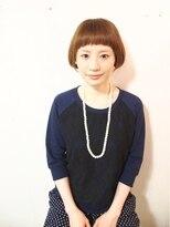 トリコ ヘアアンドケアスペース(trico hair&care space)trico Togo ☆艶ボブ☆