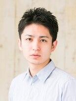 オーブ ヘアー アーチ 赤羽店(AUBE HAIR arch by EEM)さわやかスポーティショート