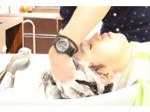 美容室 ドリームスタイル 大阪店の雰囲気(至福のヘッドスパをぜひ体験してください♪)