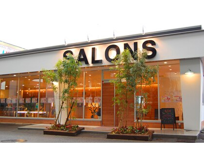 サロンズヘアー 福山三吉店(SALONS HAIR)の写真