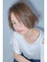 クリアーオブヘアー 栄南店(CLEAR of hair)【CLEAR】小顔なゆるふわボブスタイル