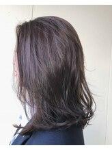 カシェ リタ ヘアー(CACHE'&RITA HAIR)オークル系カラー
