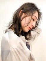 エイチスタンド 渋谷(H.STAND)[H.STAND 渋谷]ウザとい/大人かわいい/フリンジウェーブ Shuri