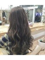 オーガニックヘアサロン ツリー(organic hair salon Tree)ガーリーロング