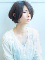 リル ヘアーデザイン(Rire hair design)【Rire-リル銀座-】エレガント☆ひし形ボブ