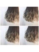 ヘアーメイクチック(HAIR MAKE CHiC)マットグラデーション