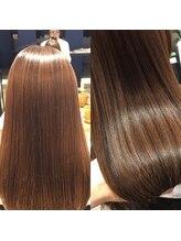 上尾で唯一の髪質改善ヘアエステ専門サロン★埼玉県で1番美しい髪質に導くことができる美容室です【上尾】